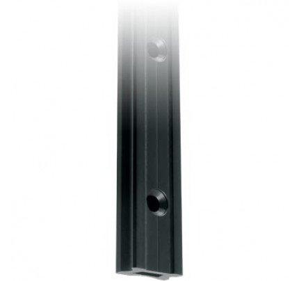 Ronstan-RC1429-0.6-Series 42 Mast Track Gate, Black, 650mm M10 CSK fastener holes. Pitch=100mm-20