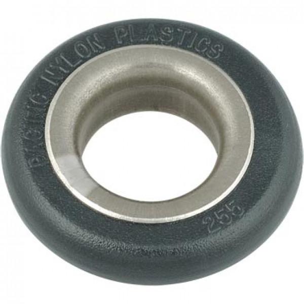 Ronstan-PNP255-Boccola tonda in nylon Ø11mm H5mm con profilo acciaio inox-30