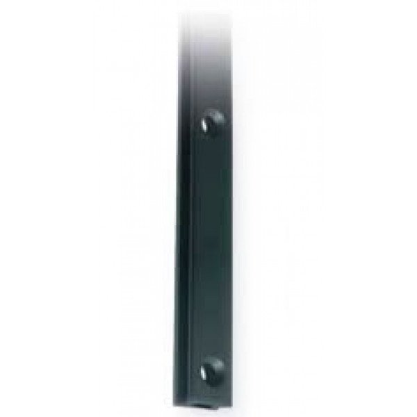 Ronstan-RC1229-0.3-Serie 22 Mast Track Gate, Black, 325mm M6 CSK fastener holes. Pi-30