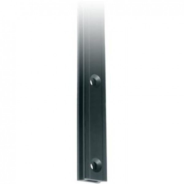 Ronstan-RC1261-2.0-Serie 26 Mast Track, Black, 1975 mm M6 CSK fastener holes. Pitch-30