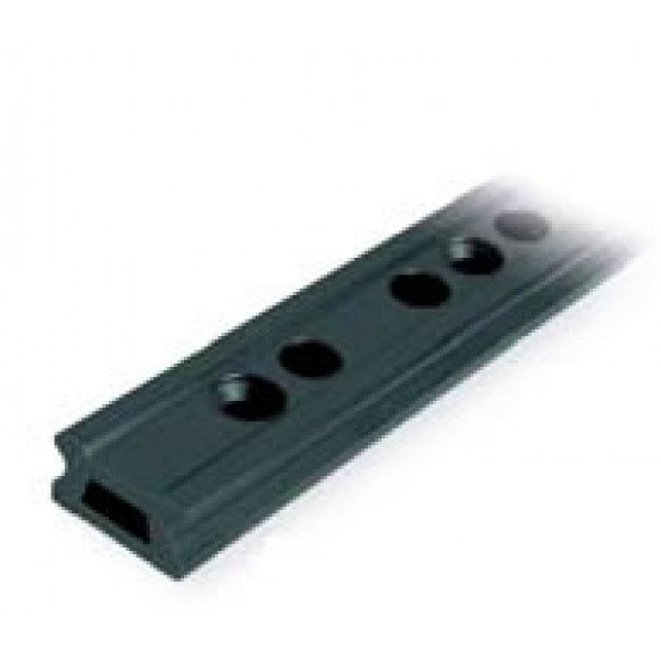 Ronstan-RC1550-1.0-Serie 55 Track, Black, 996 mm M12 CSK fastener holes. Pitch=100m-30