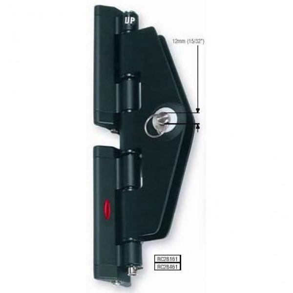Ronstan-RC28161-Serie 8 BallScorrevole Headboard Car, 290mm x 51mm-30