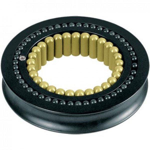 Ronstan-RF109000-Puleggia diametro 100mm, scotta massima 14mm, in lega con cuscinetto a sfere Torlon®-30
