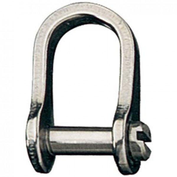 Ronstan-RF615A-Grillo standard con perno a vite, diametro perno 4mm, altezza 13 mm in acciaio inox-31
