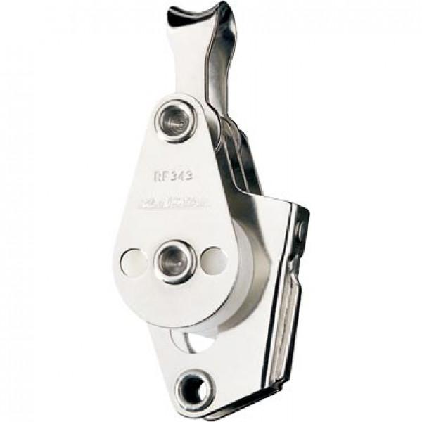 Ronstan-RF343-Serie 25 Bozzello triplo con strozzatore-30
