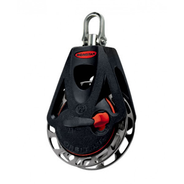 Ronstan-RF56100-Serie 55 RT Orbit Block™, Bozzello singolo Ratchet automatico/manuale, testa girevole-30