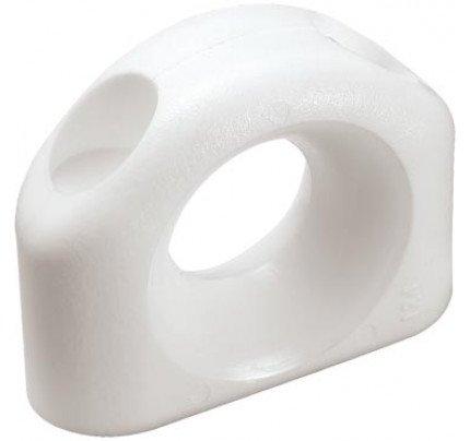 Ronstan-PNP124A-Passascotte bianco in nylon Ø15mm-20