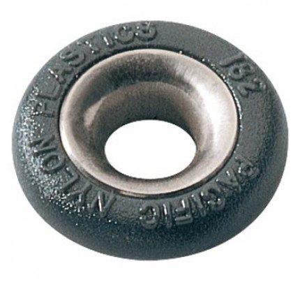 Ronstan-PNP182-Boccola tonda in nylon Ø7mm H5mm con profilo acciaio inox-20