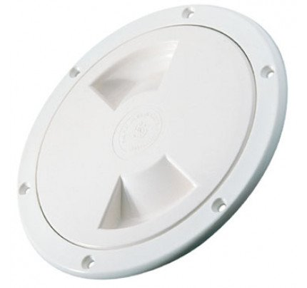 Ronstan-PNP97-Tappo dispezione Ø 129mm, foro Ø 139mm, colore bianco-20