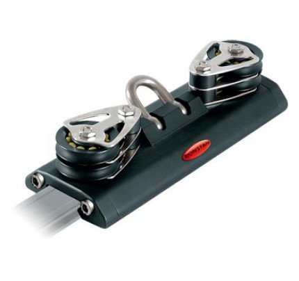 Ronstan-RC12613-Serie 26 Carrello 205mm, Shackle, 4 Control pulegge-20