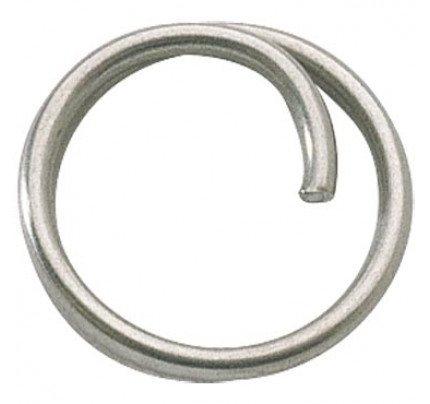 Ronstan-RF114-Anello portachiavi, diametro interno 11.1mm, filo 1.3mm, in acciaio inox-20