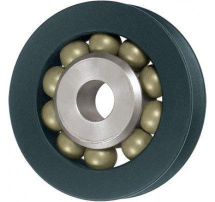 Ronstan-RF34000-Puleggia diametro 30mm, scotta massima 5mm, con rulli a sfere Torlon®-20
