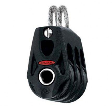 Ronstan-RF35302-Series 30 BB Orbit Block™, Bozzello triplo-20