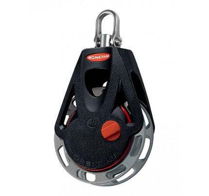Ronstan-RF46100M-Serie 40 RT Orbit Block™, Bozzello singolo Ratchet automatico/manuale con testa girevole-20
