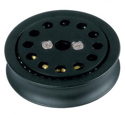 Ronstan-RF78000-Puleggia diametro 75mm, scotta massima 14mm, con cuscinetto a sfere e rulli Torlon®-20