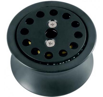 Ronstan-RF78000W-Puleggia diametro 75mm, scotta massima 25mm, con cuscinetto a sfere e rulli Torlon®-20