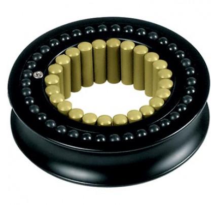 Ronstan-RF79000-Puleggia diametro 75mm, scotta massima 14mm, in lega con cuscinetto a sfere e rulli Torlon®-20