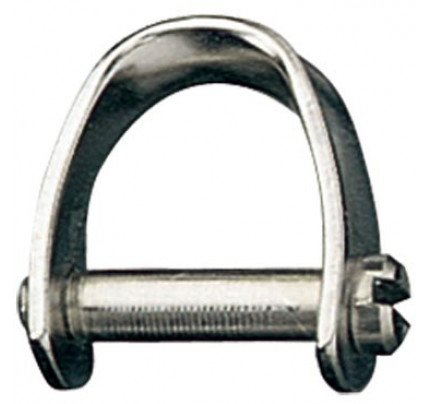 Ronstan-RF806S-Grillo largo con perno a vite, diametro perno 4.8mm, in acciaio inox-21