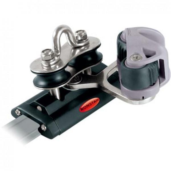 Ronstan-RC11922-Serie 19 Carrello 100mm2 Control pulegge con strozzascotte-30