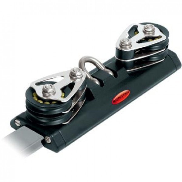 Ronstan-RC12213-Serie 22 Carrello 180mm, Shackle, 4 Control pulegge-30